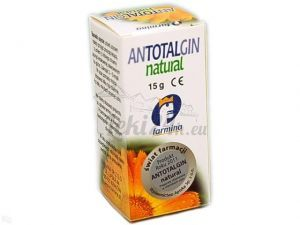 Antotalgin Natural krop.do uszu 15 g