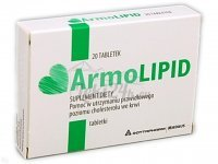 ArmoLipid tabl. 20 tabl.