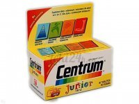 Centrum od A do Z Junior tabl. 30 tabl.