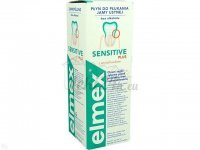 ELMEX Płyn d/pł.ust Sensitive 400 ml